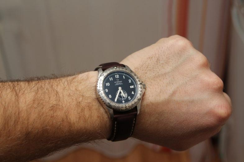 Eterna Airforce обзор часы