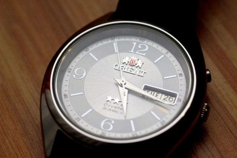 Orient 3 star обзор часов