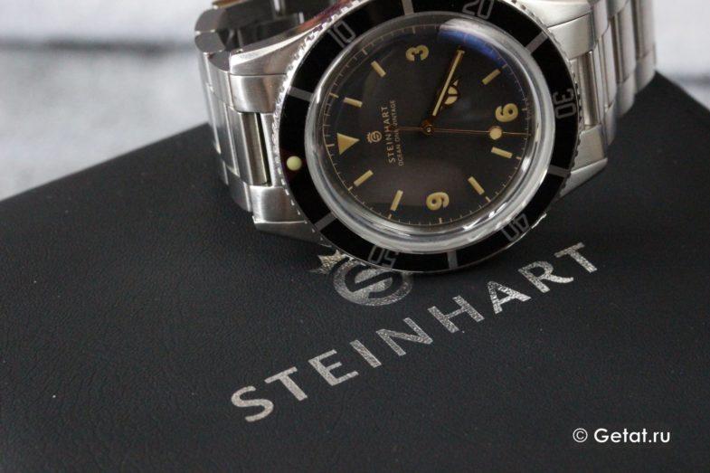 Не покупайте Steinhart, пока не прочтете это! Обзор Ocean One Vintage