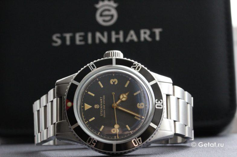 Обзор SteinhartOcean One Vintage