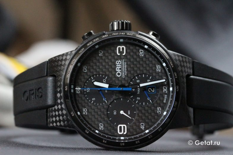 Tag Heuer Carrera Calibre 16 и Oris Williams F1 Team Bottas