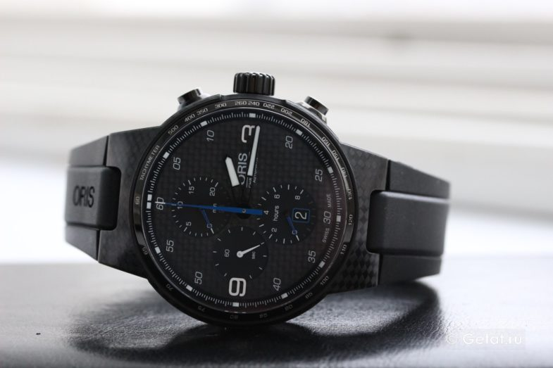Автоспортивные хронографы: Tag Heuer Carrera Calibre 16 и Oris Williams F1 Team Bottas