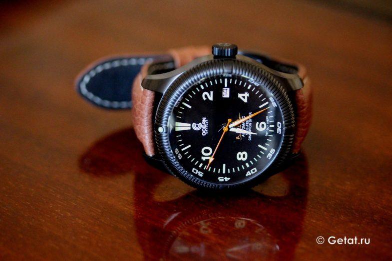 Обзор Ocean Crawler Champion Diver Barracuda Point - крепкий орешек из США