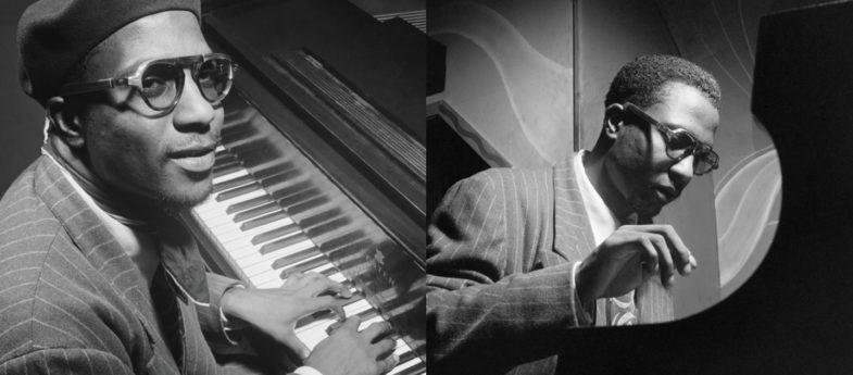 Джазовая лимитка Oris Thelonious Monk