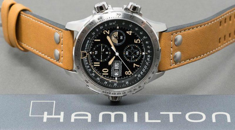 Hamilton Khaki X-Wind обзавелся доработанным ЕТА 7750
