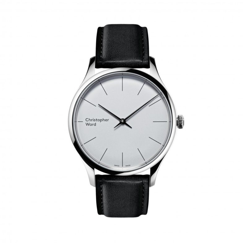 Ультратонкие Christopher Ward C5 Malvern 595