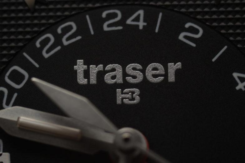 Traser Master UTC
