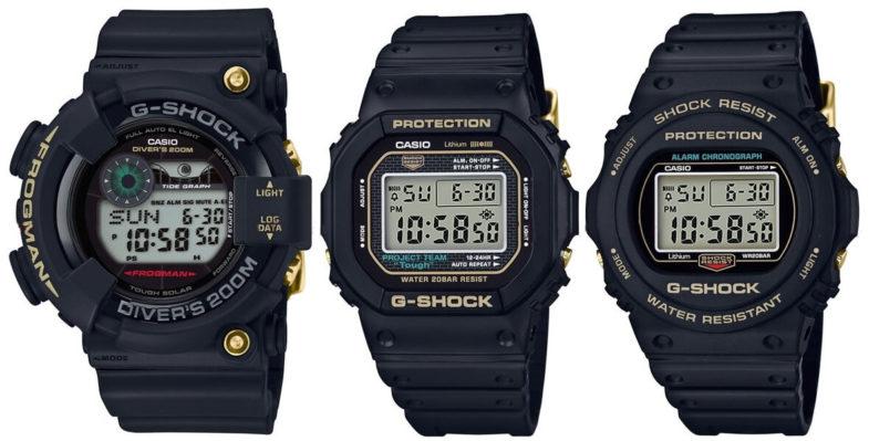 стальной G-Shock