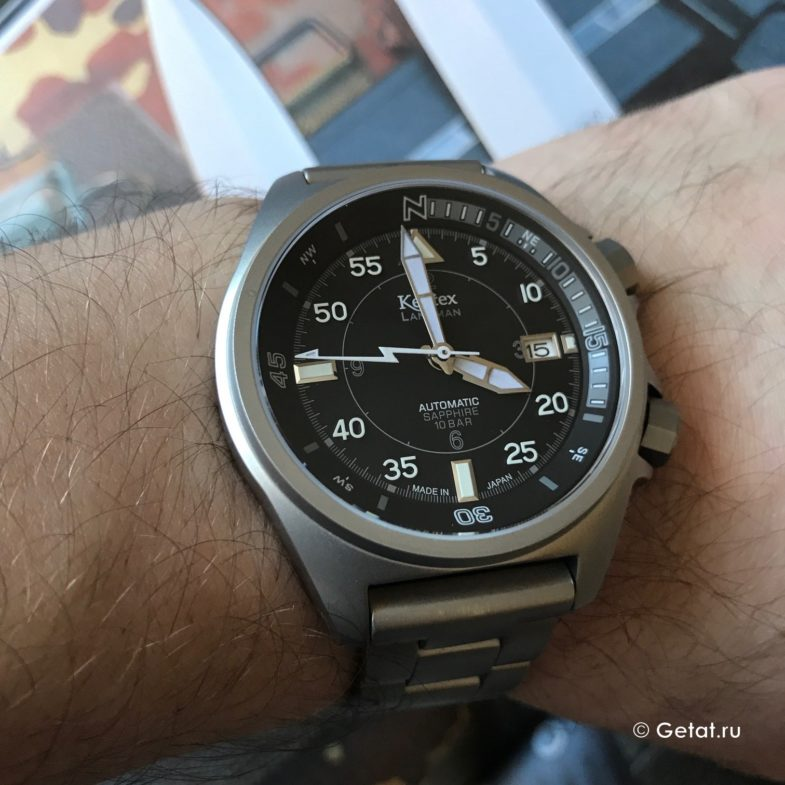 Обзор Kentex Landman Automatic Large