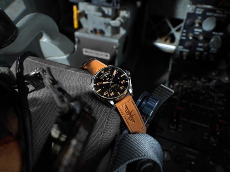 Hamilton Khaki Pilot Auto Day Date.
