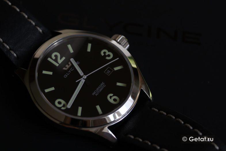Обзор Glycine Incursore - отличные часы за 0