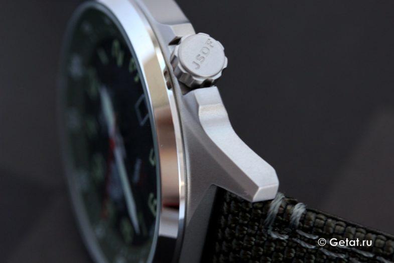 Обзор Kentex JSDF Solar Standard - часы японской армии