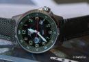 Обзор Kentex JSDF Solar Standard — часы японской армии