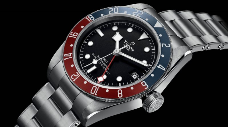 Baselworld 2018: Tudor Black Bay GMT