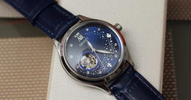 Orient DB0A009D. Мужской взгляд на часы для милых дам