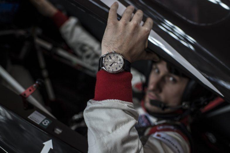 Кварцевый хронограф Hamilton Khaki Air Race Pilot Chrono