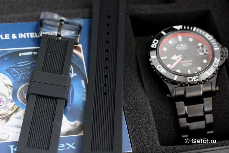 Kentex Marineman часы обзор
