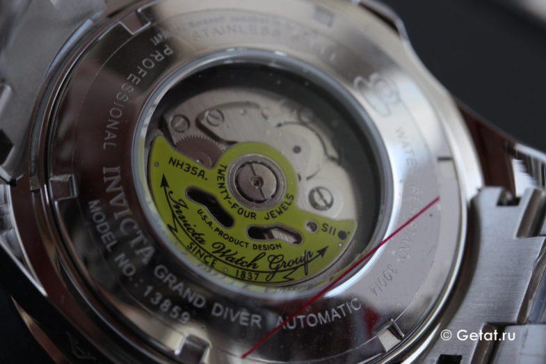 Обзор часов Invicta Grand Diver
