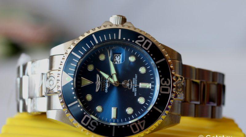 Invicta Grand Diver - $130 за механику и хороший корпус