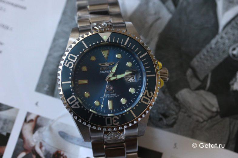 Invicta Grand Diver - 0 за механику и хороший корпус