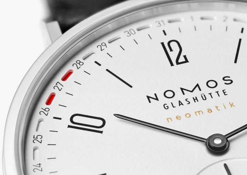 Новинки Nomos на новом калибре DUW 6101