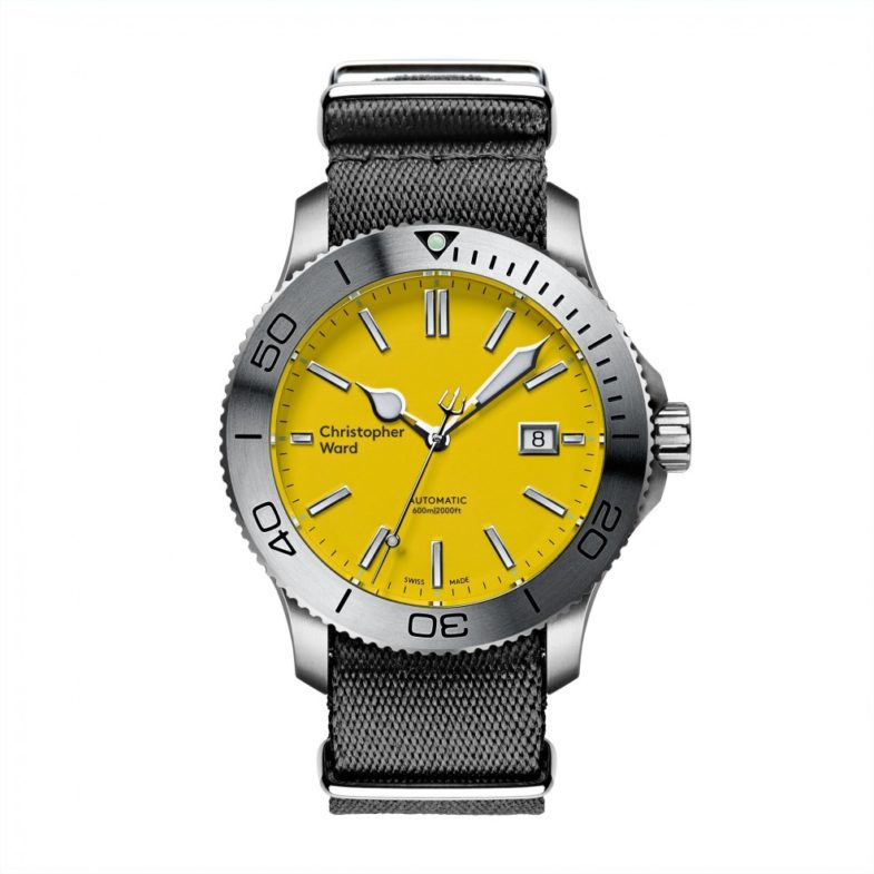 Новинка от Christopher Ward (и скидка в 15%)