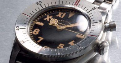 15 самых редких и дорогих Rolex