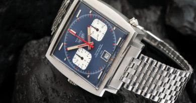 Хронограф от EMG Watches по мотивам Tag Heuer Monaco