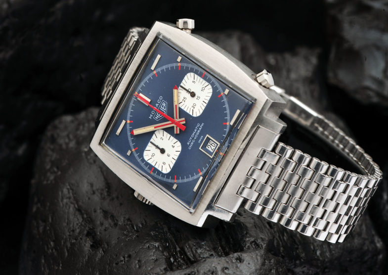 Хронограф от EMG Watches по мотивам Tag Heuer Monaco
