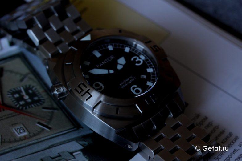 Обзор часов Pantor Seal