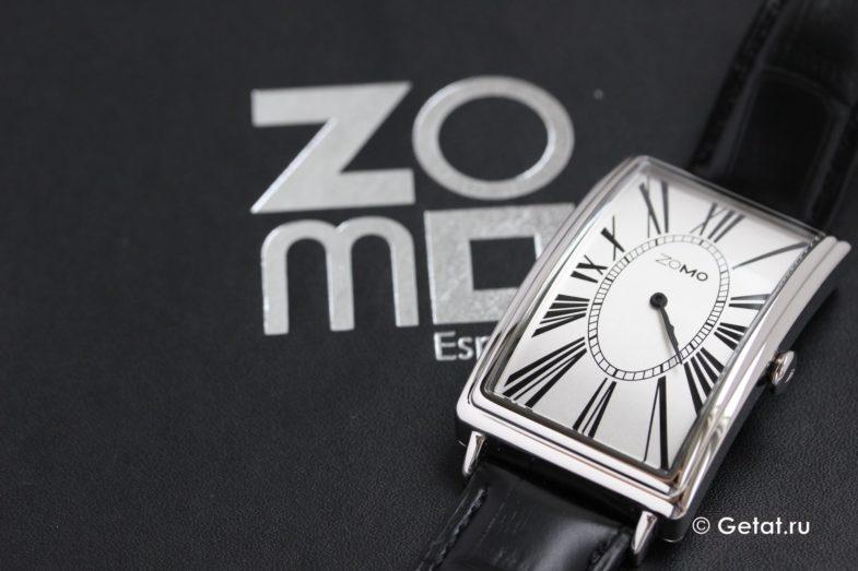 Zomo Adore - обзор необычных часов