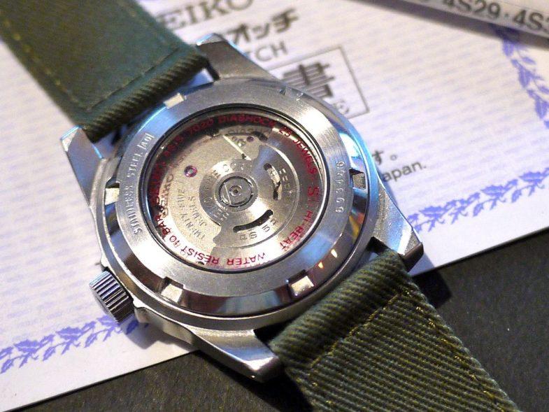 Культовые Seiko SUS 4S15 и свежий хомаж от Manchester Watch Works