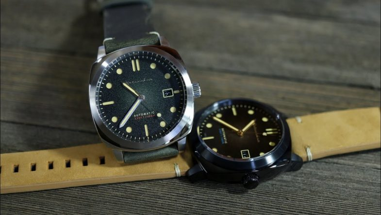 Хомаж Panerai от Spinnaker Watches