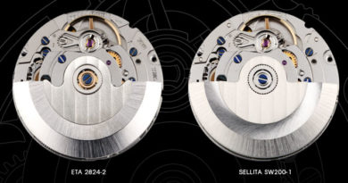 ЕТА 2824 и Sellita SW200 - есть ли отличия в надежности? Мнение профи