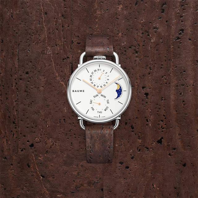 Richemont запустила бренд Baume. Luxury с механизмами Miyota