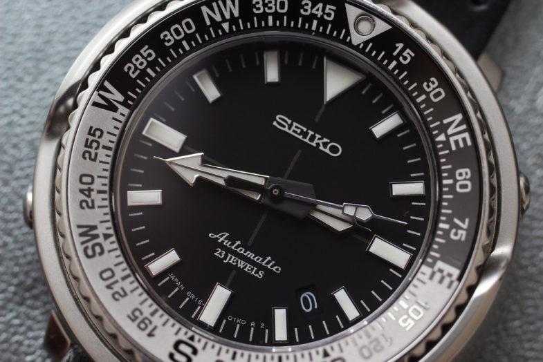 Seiko SBDC011 Fieldmaster. Приятные и большие