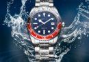 Часы от Aquatico для дайверов и не только