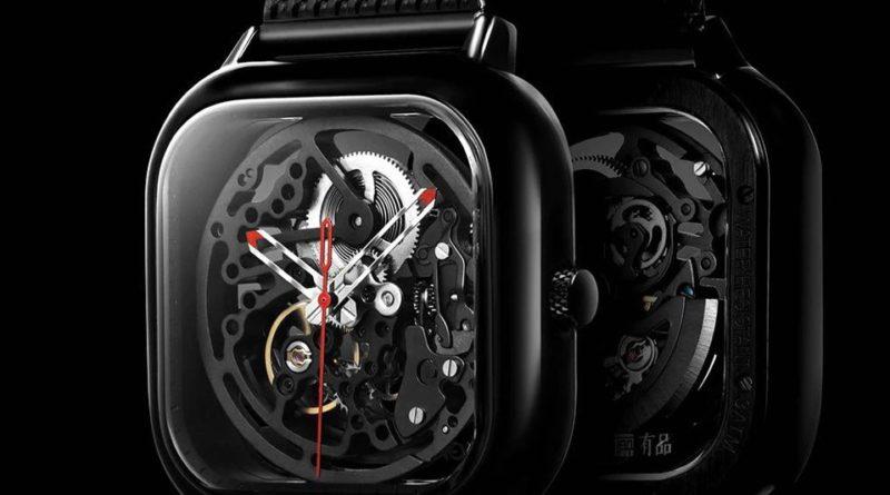 5 самых необычных часов на Gearbest
