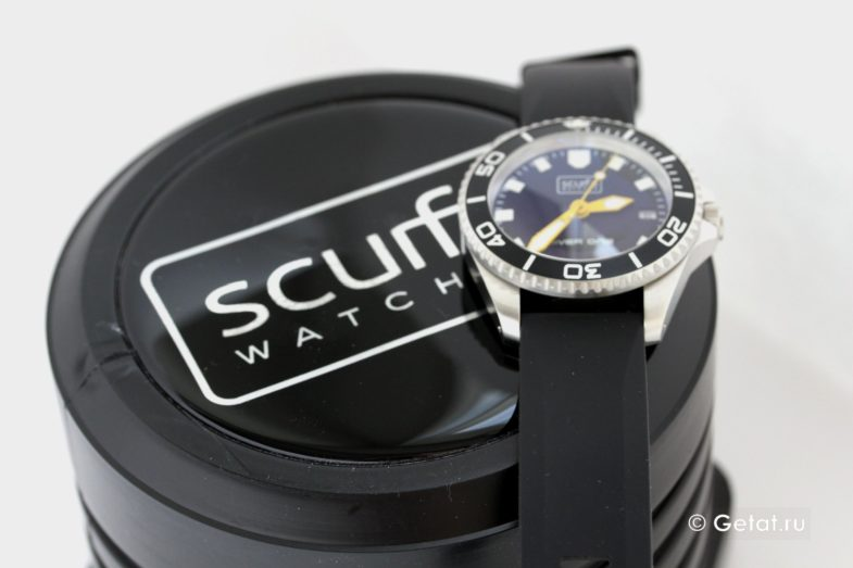 Scurfa Watches Diver One Original