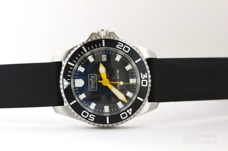 Scurfa Watches Diver One Original - часы от профессионального дайвера