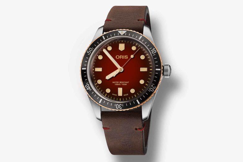 Oris Divers Sixty-Five RedBar Limited Edition