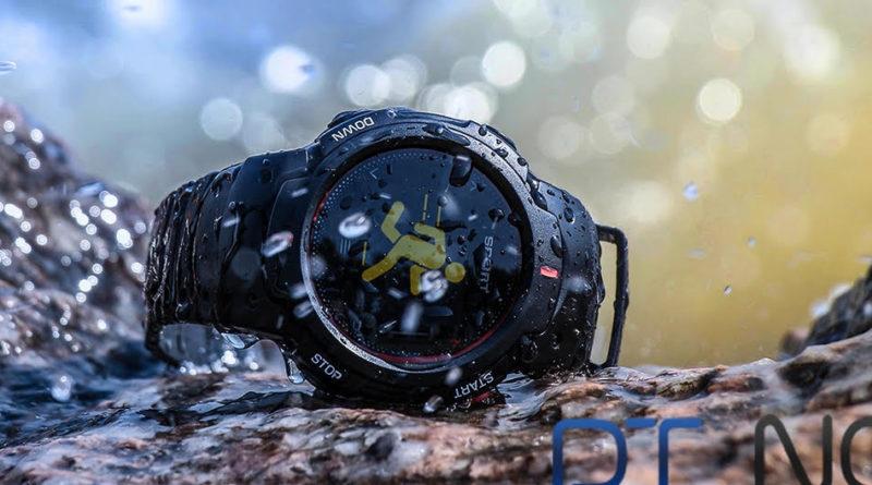 No.1 анонсировал смарт часы F13 с сапфировым стеклом