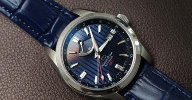 Orient Star WZ0071DJ. Синелицый GMT. Обзор часов
