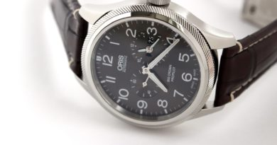 Oris Big Crown ProPilot с новаторским механизмом