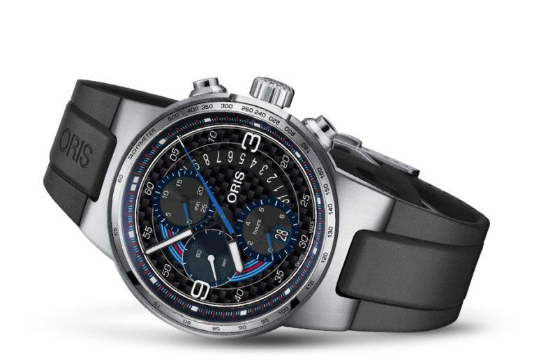 Лимитированный хронограф Oris в честь Williams Martini Racing