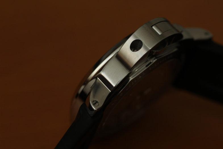 Panerai 510. Знакомство с часами со скобой