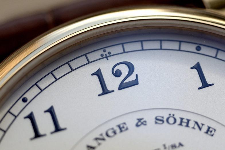 A. Lange & Söhne 1815 Up Down. Рассматриваем произведение часового искусства
