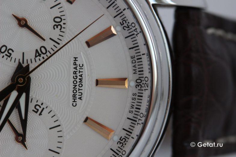 Armand Nicolet Tramelan M02 Chronograph - доступный люкс?