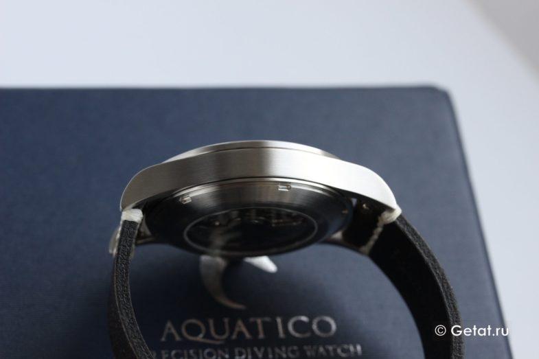 Aquatico Blue Angels - обзор доступных милитари часов