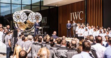 IWC запустил новый Manufakturzentrum